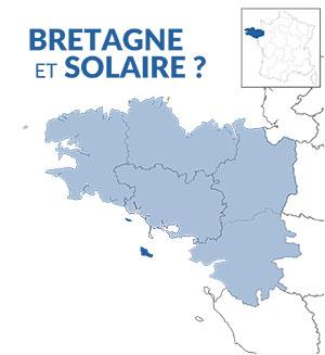 installation énergie solaire photovoltaïque en Bretagne
